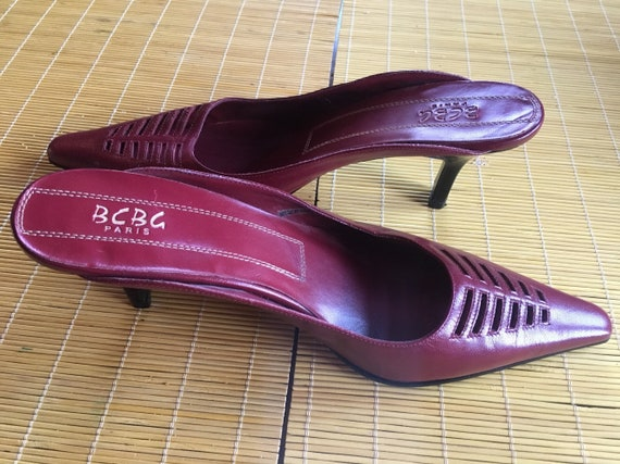 Vintage shoes   1990s BCBG heels, vintage BCBG mu… - image 3