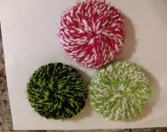 Kitchen Scrubbies (set of 3)