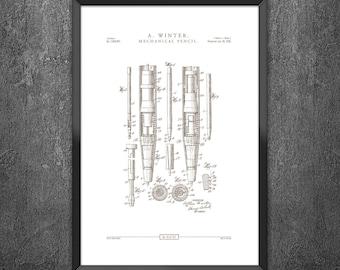 No 36 - Mechanical Pencil