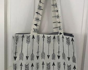Arrow Reusable Shopping Bag