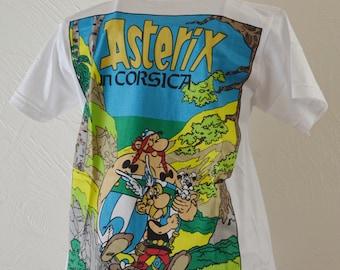 Asterix in Corsica adult T-Shirt Comic Goscinny Uderzo