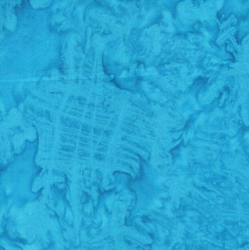 bty BLUE BLENDER Batik from Batik Textiles item #5159B