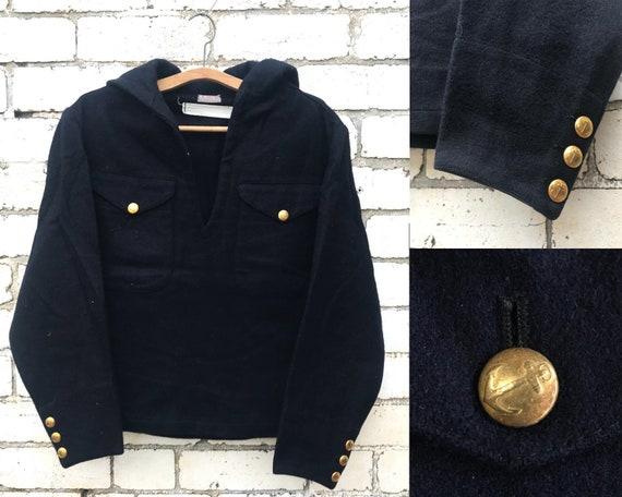 Vintage 1960s Swedish Smocks Unisex - Top/Jacket -