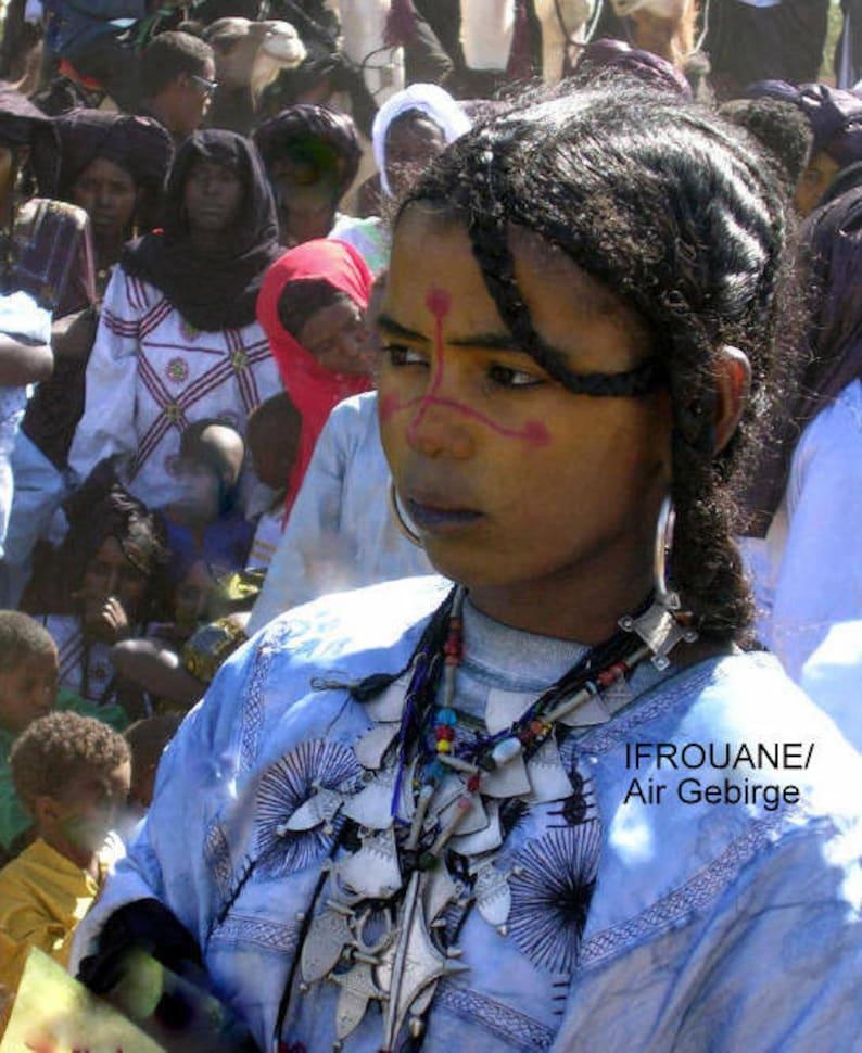 old Tuareg Cross Hand Fatima Sterling Silver Amazigh Pendant Filigree Islam Nomads Bedouin Morocco Maroc Marrakech