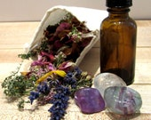 Intuition Boosting Sacred Bath Kit