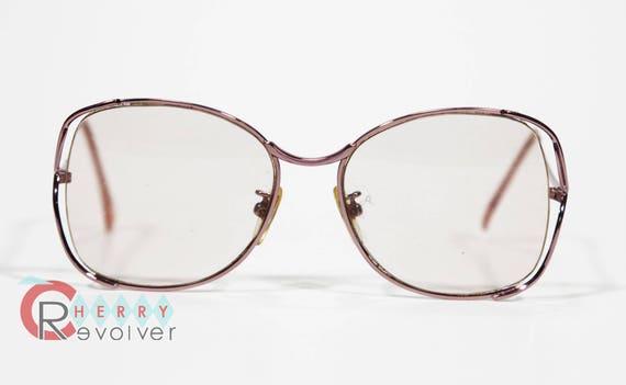 93ac6ed8c1c cherryREVOLVER 80s PINK Chrome CONTESSA WELLING Rx Eyewear