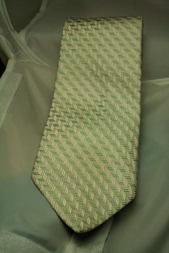 Valentino Boutique Silk Tie