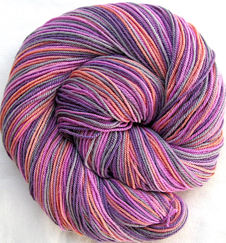 Merino/Silk Superfine Sport Weight Yarn image 0