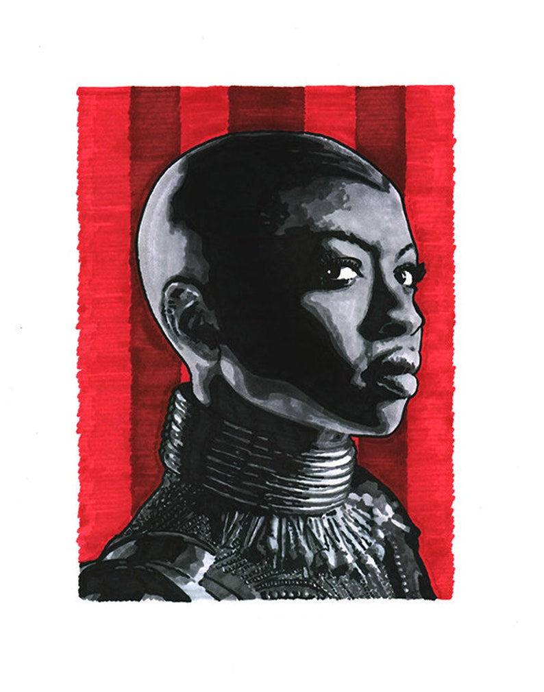 Okoye  Giclée print image 0