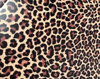 Animal printed textured #8, adhesive vinyl, heat transfer vinyl, pattern heat transfer, printed HTV or ADHESIVE lily