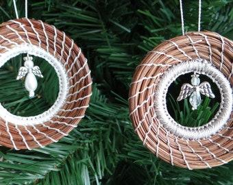 Teneriffe Pineneedle Ornament