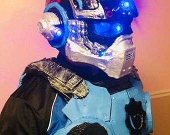 Gears of War Cosplay, Armor, cosplay armor, cosplay suit, cosplay outfit, Halloween outfit, gears of war, cosplay gear