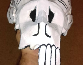 Bleach mask, bleach costume, bleach helmet, cosplay armor, cosplay helmet, cosplay mask, cosplay gear, costume armor, armor, larp armor