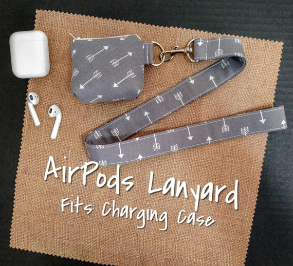 online retailer c93b0 bf05f AirPods Case with Lanyard fits Charging Case