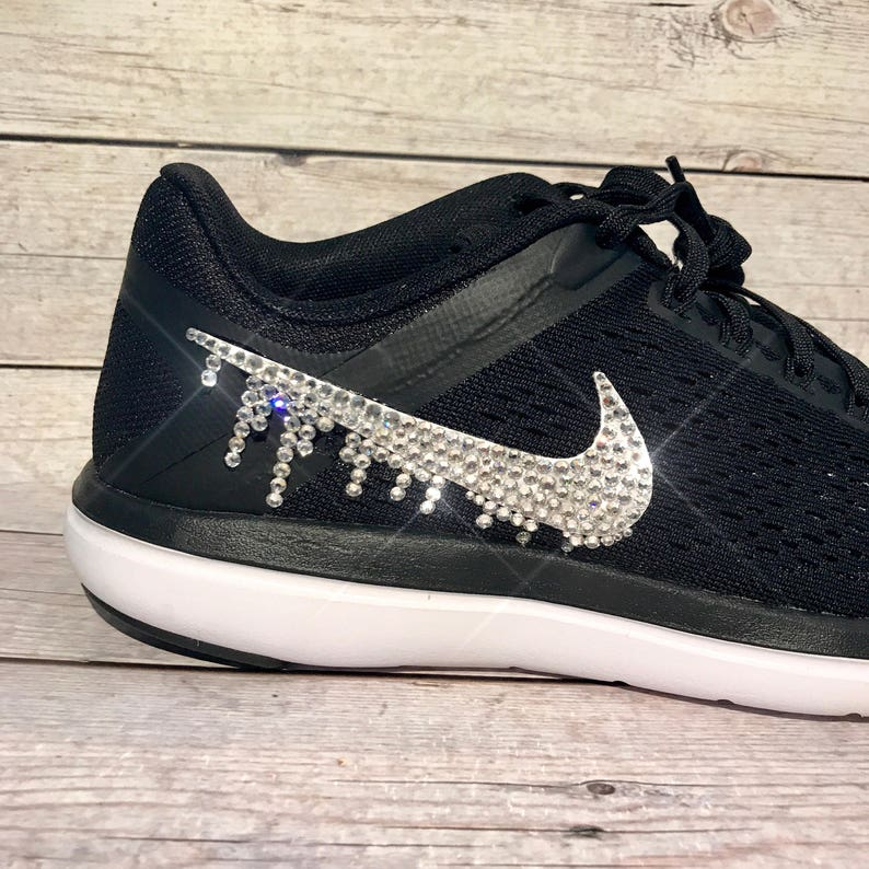 ea5a180d280ebc Bling nikes crystal nikes bling workout shoes sparkly