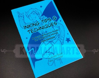 Inking Tips & Techniques - Tutorial Booklet