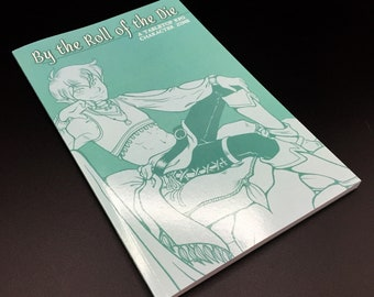 Artbook Zine - By the Roll of the Die