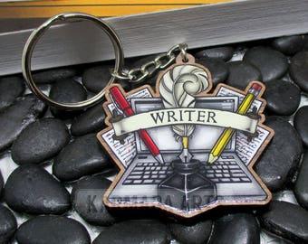 Keychain - Writer