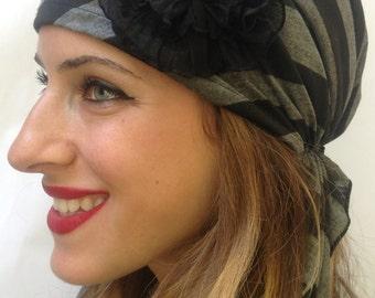 Uptown Girl Headwear The Duchess Head Scarf