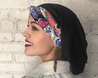 Uptown Girl Headwear Classic Snood Turban Hijab Headcover For Women