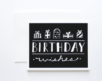 Birthday Card- Birthday Wishes