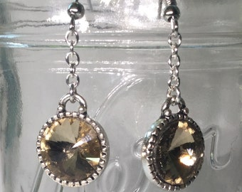 Beautiful Crystal Dangles