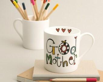 God Mother Mug