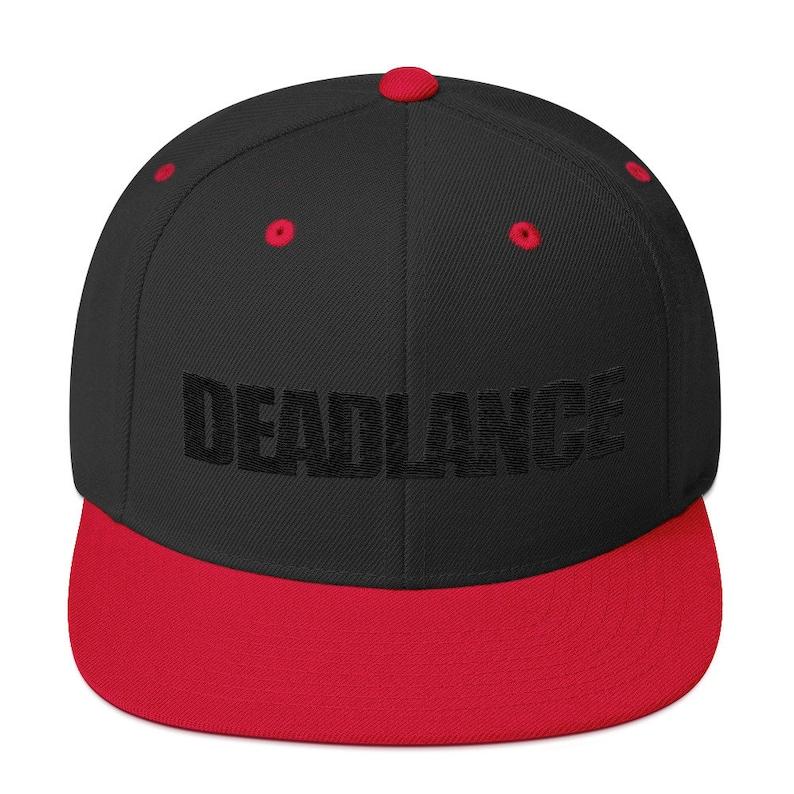Deadlance Snapback Hat image 0