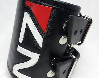 Mass Effect N7 Logo Wrist Cuff / Bracelet