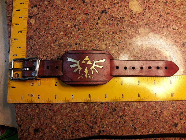 Legend of Zelda Small Wrist Cuff image 0