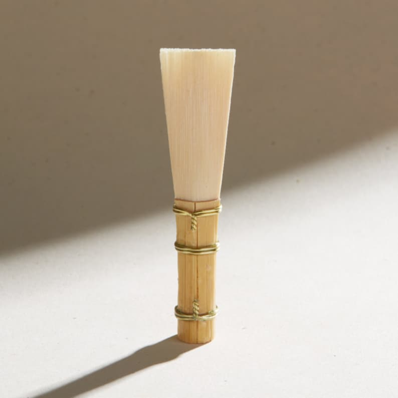 Bassoon Reed Blank image 0