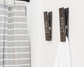 popular items for towel hook - Bathroom Towel Hooks
