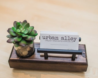 Business Card Holder Etsy