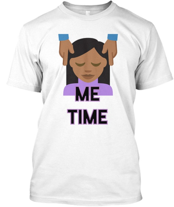 Womens ME TIME T-shirt Assorted