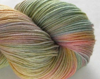 Hand-Dyed Fingering Yarn - Wollcott - Original Lucky Charms