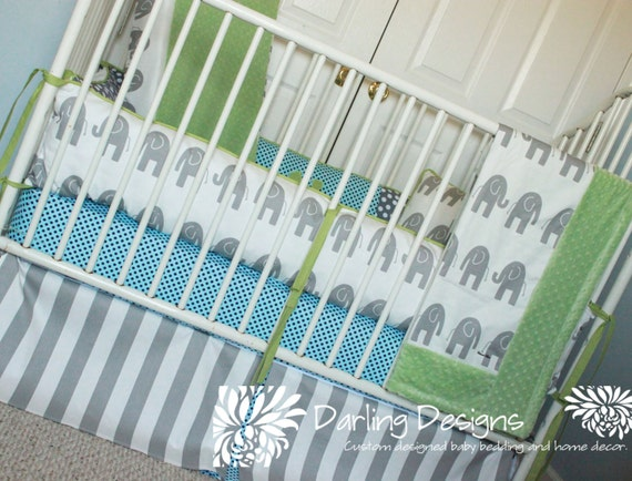 Baby Bedding Set Design Your Own Custom Made To Order Etsy
