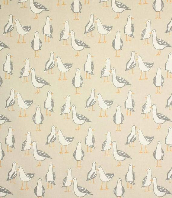 Mallard Duck Fryetts Game Bird Cotton Fabric Curtain Upholstery Quilting