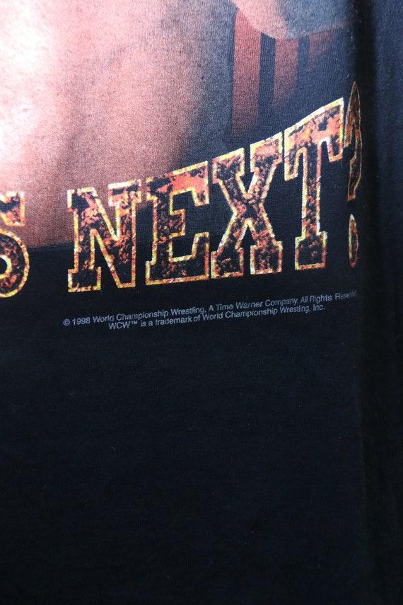 Men's WCW 1998 T Next