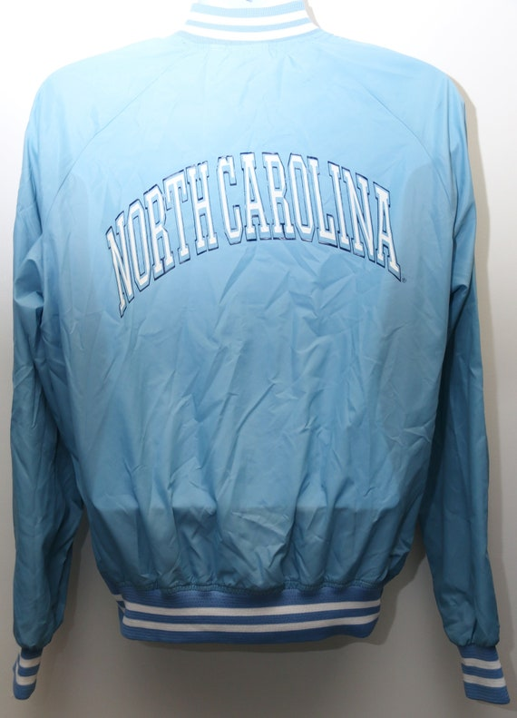 Windbreaker Men's Rare Jacket Vintage 80's UNC