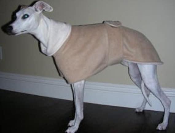 MITTLERE Hundemantel gefüttert und Snood Ihrer Wahl von   Etsy