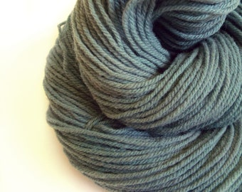 Merino wool yarn sock yarn hand dyed yarn sock wool weaving yarn hand dyed sock yarn merino sock wool merino sock yarn duck egg blue yarn