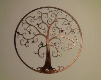 Custom Family Tree - Wall Art