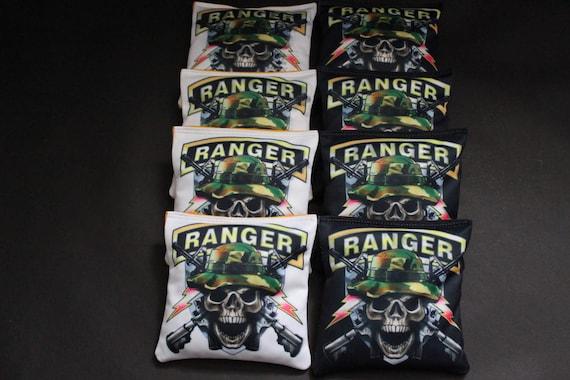 Estados Unidos Ejército Ranger Calaveras Armas Aca 8 Etsy