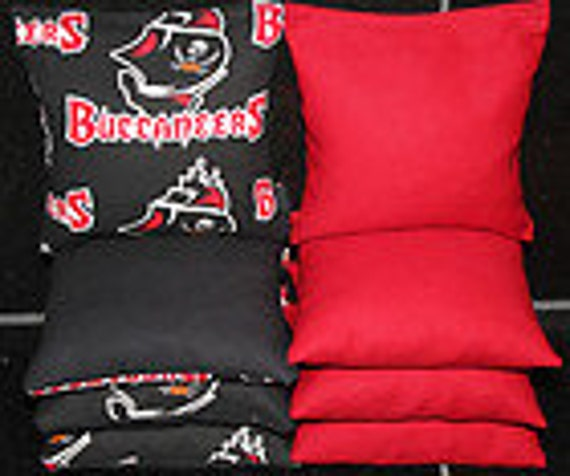 JACKSONVILLE JAGUARS Cornhole Bean Bags Set of 4 ACA Regulation Gane Toss Bags