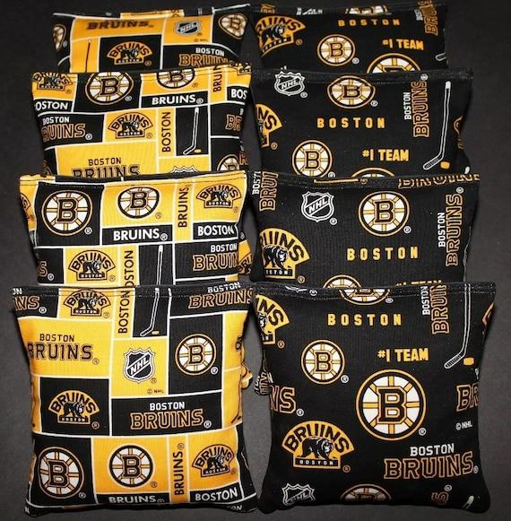 Pick A Team SET OF 4 ACA Regulation NHL Cornhole Bags