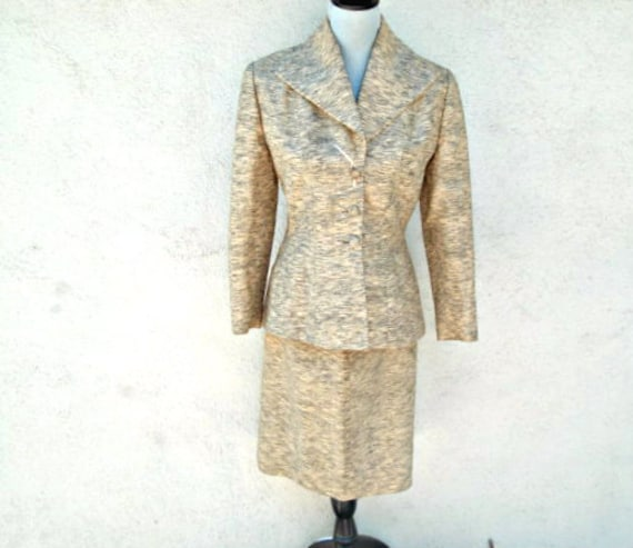 Vintage 1940s Ladies Business Suit Lili Ann Busine