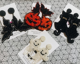 Halloween Earring Collection