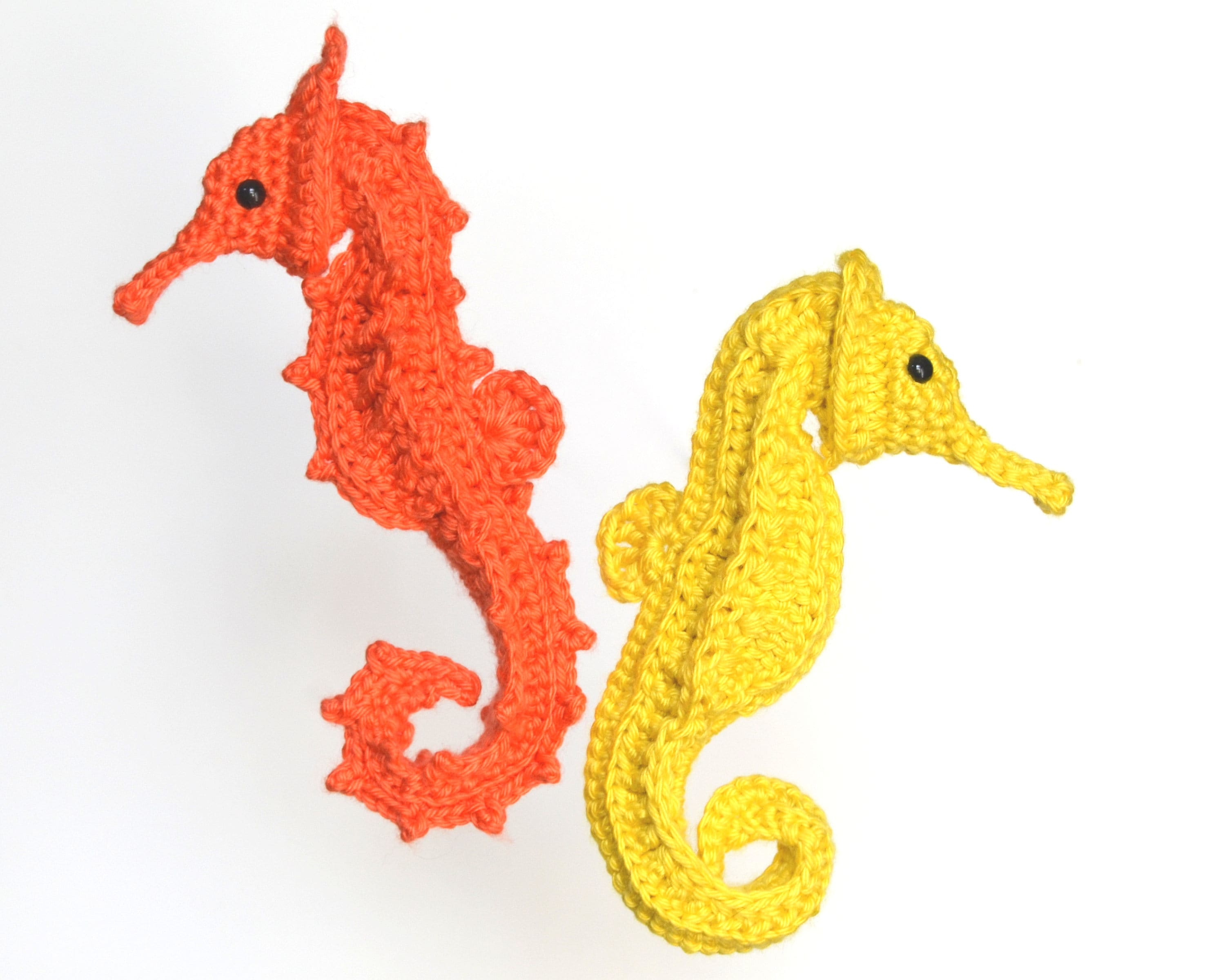 Crochet pattern post modern post stitch seahorse with etsy zoom solutioingenieria