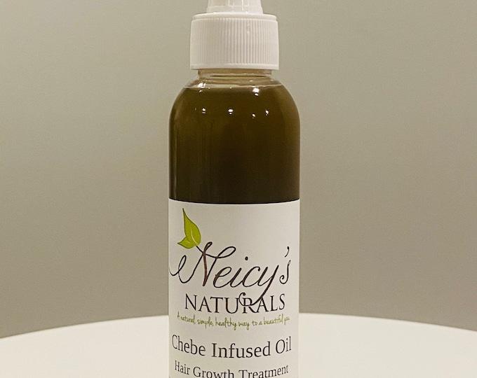 Chebe Infused Hair Oil   Hair Serum For all hair types   Hair Treatment   Moringa   Chia   Dry Hair   Essential oils   Small Batch