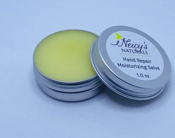 Hand Repair Salve| 1 oz. tin |  Hand Moisturizer | Essential Oil